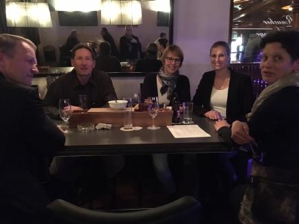Besuch Rotaract Luzern am 28.11.2016