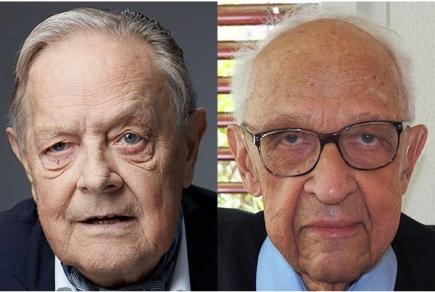 Dr. Max Dätwyler und Peter Baumann
