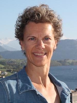 Sekretärin Carole Mayor
